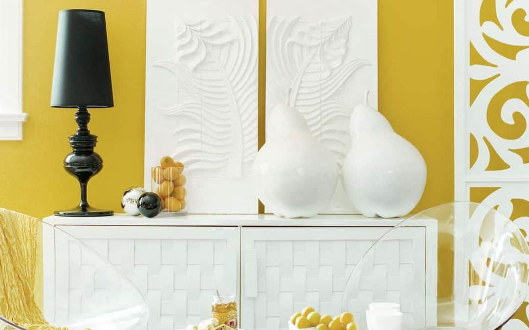Yellow Room Ideas – Color of the Year