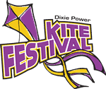 Dixie Power Kite Festival logo