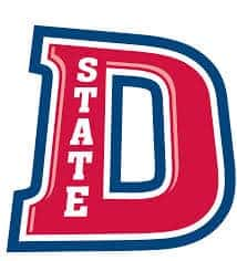 Dixie State Athletics logo