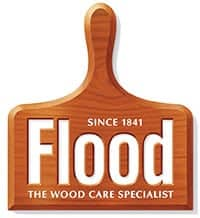 Flood The Wood Care Specialist logo