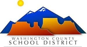 Washington County School District logo