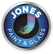 Jones Paint & Glass logo