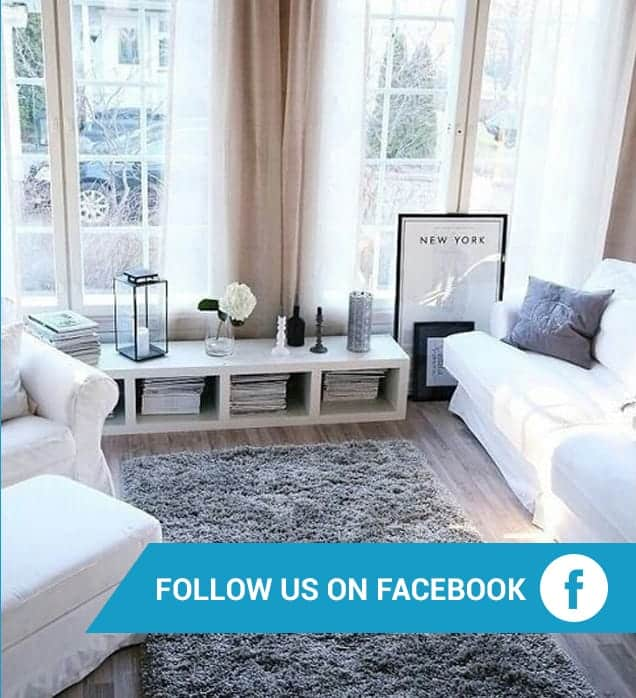 Invitation to follow Jones Paint & Glass on Facebook