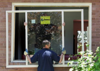 Jones Paint & Glass window installers in Utah carry new window replacement