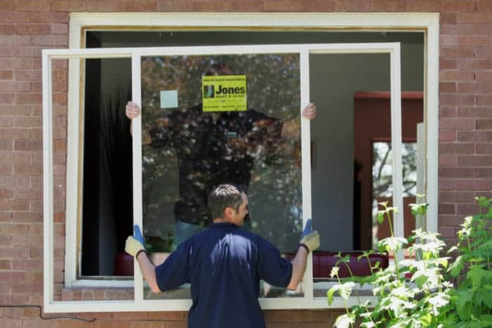 Jones Paint & Glass window installers in Utah carry new window replacement
