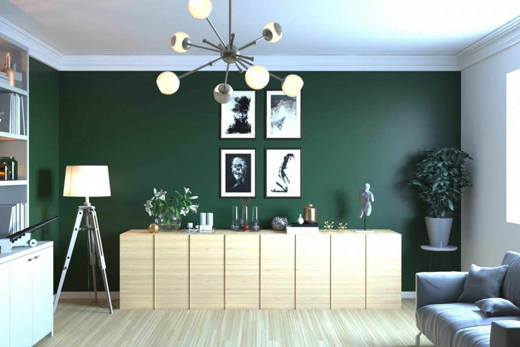 2019 Interior Paint Trends